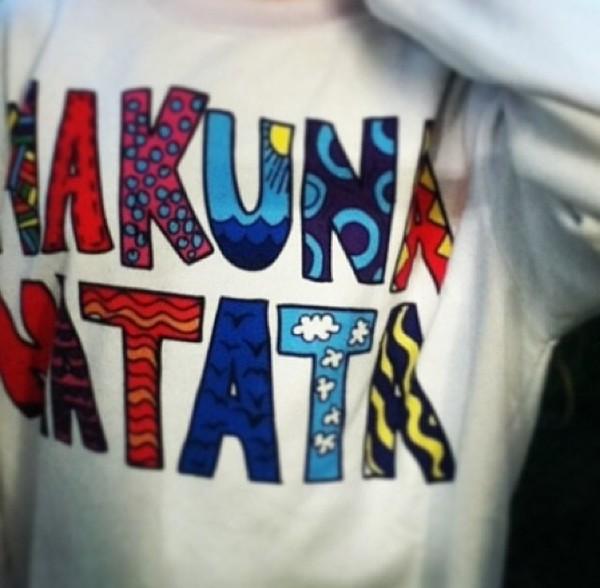 sweater tribal sweater hakuna matata lion king tribal pattern tribal pattern white sweater hipster kakunamatata