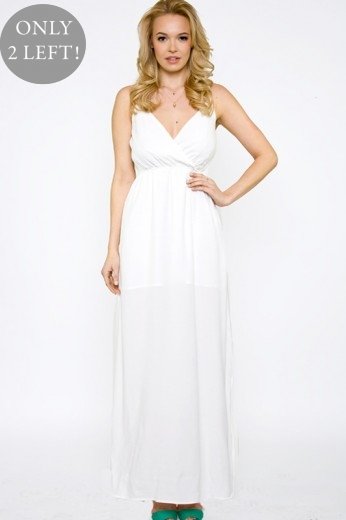 Rise Above Maxi Dress - $150