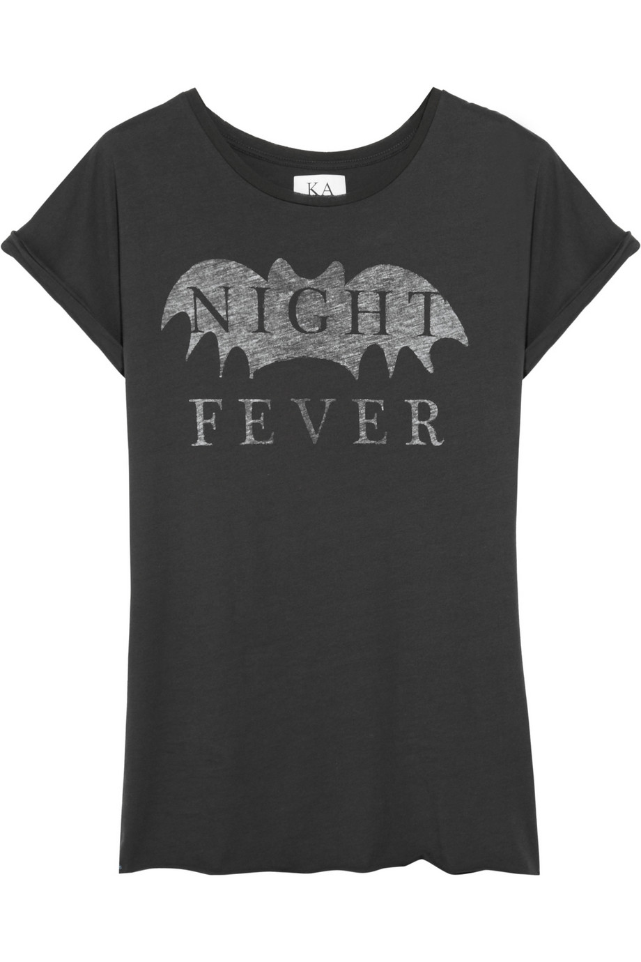 Night Fever cotton and modal-blend T-shirt | THE OUTNET