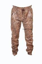 Snake Print Cobra Python Leather Sweat Running Jogging Pant MEN Women Unisex SP6   eBay