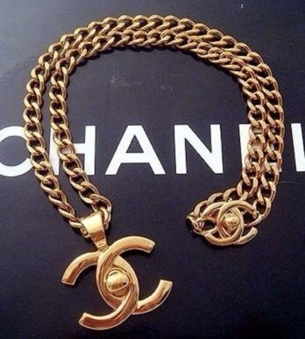 jewels chanel