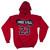 Red 23 Hoodie – #MikeWiLLMadeIt