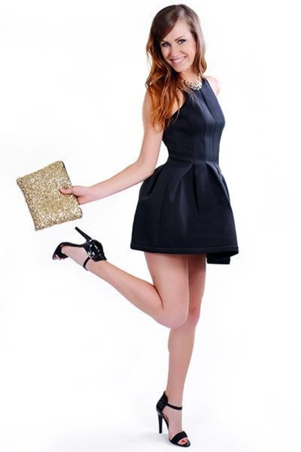 dress little black dress girl style fashion instagram instastyle lookbook ootd little black dress look of the day