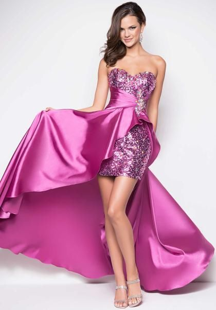 Blush 9508 Mulberry Evening Gown Prom Dress Sz 6 Pageant   eBay