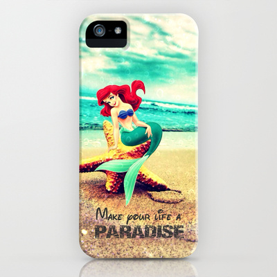 Make your life a paradise - for iphone iPhone & iPod Case by Simone Morana Cyla | Society6