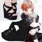 Women's high heels platform cross suede wedge peep toe sandals back zip shoes | ebay