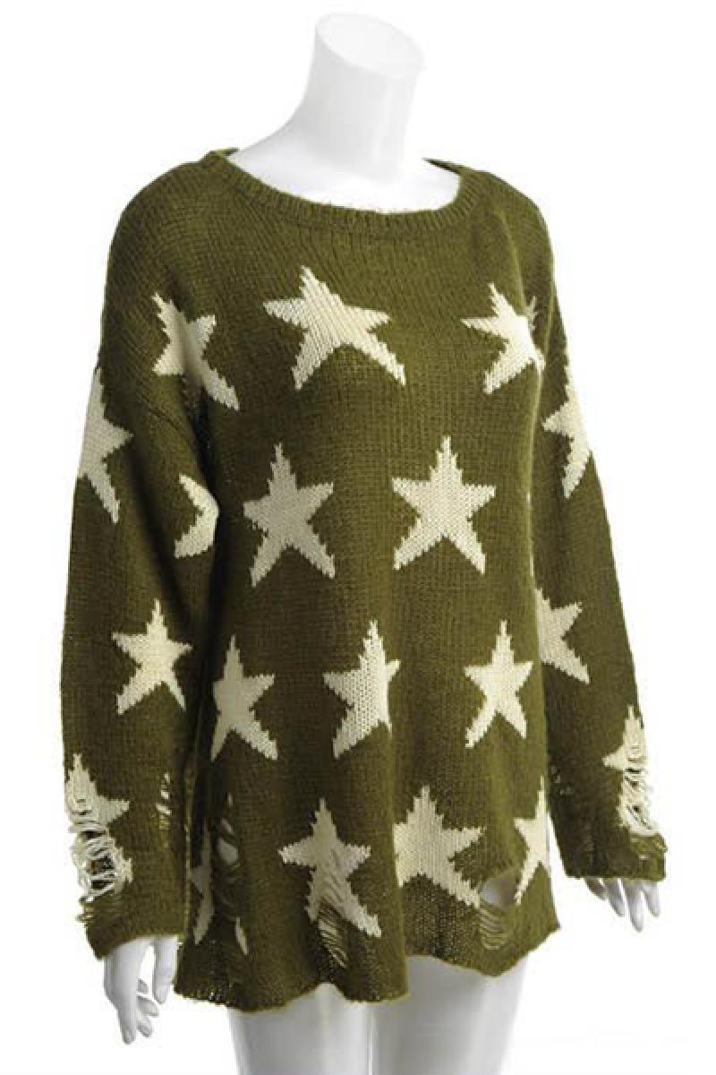 Autumn & Winter New Section Thickening Batwing Loose Sweater,Cheap in Wendybox.com