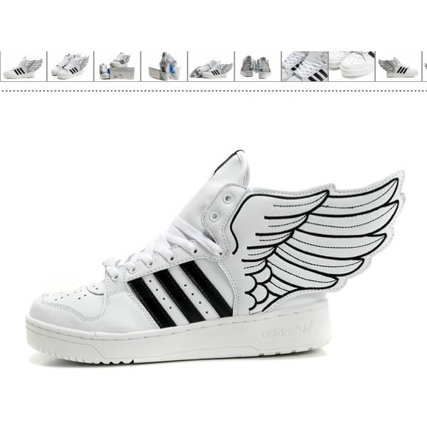 Jeremy Scott colpisce ancora con la sua Adidas Originals PE... - Polyvore