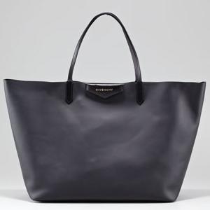 Givenchy Black Large Antigona Shopper - Sale