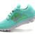 QID172 Womens Nike Free Run 3 Teal Green Running Shoes - $76.00
