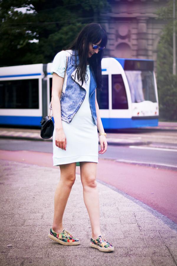 a dash of fash shoes dress bag jewels jacket sunglasses