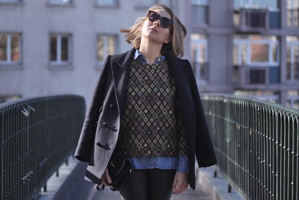jane's sneak peak coat sweater shirt pants bag sunglasses