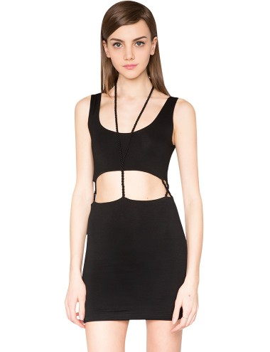 Lovers and Friends Black Dresses - Summer Body Con Dress