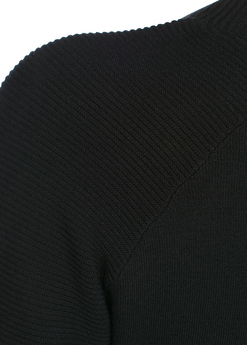 Ribbed cropped sweater -    Women - MANGO