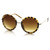 New Round Fashion Designer Womens Sunglasses 8692                           | zeroUV