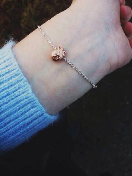 jewels heart jewelry