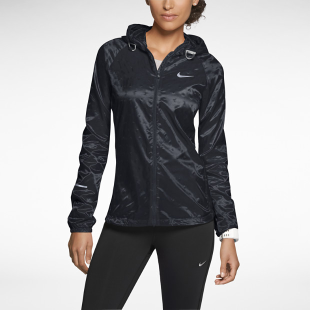 Nike Vapor Cyclone Packable Women's Running Jacket. Nike Store