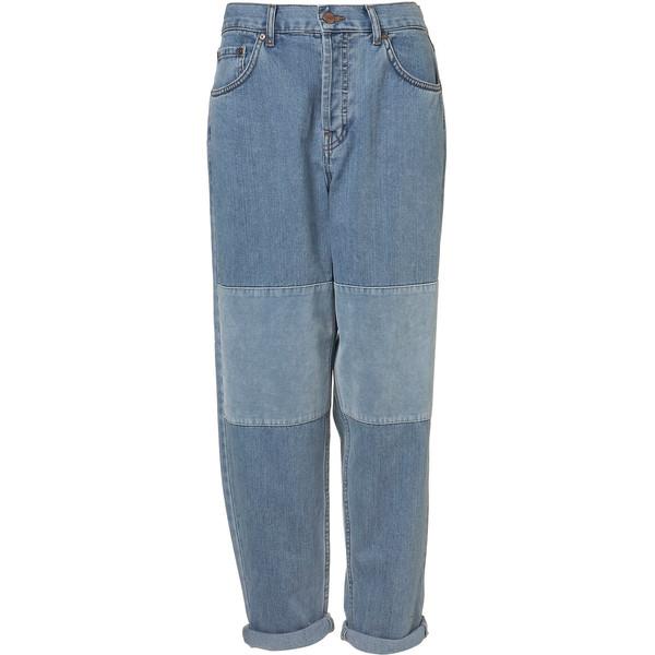 Velvet Patch Jeans By Boutique - Polyvore