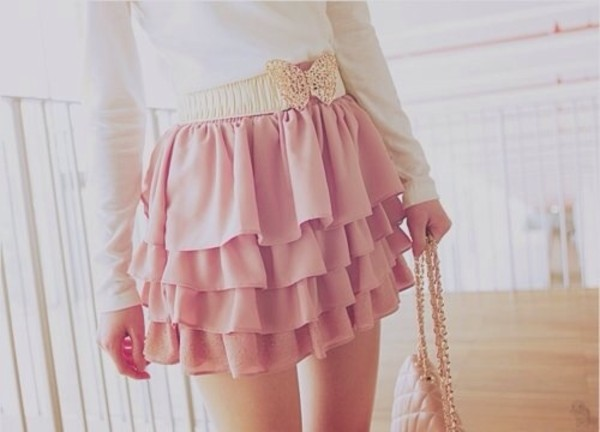 belt bow bows hair bow skirt cute cute outfits sweater cozy jewelry jewels sparkle jewelry sparkle sexy sexy sweater bag shirt