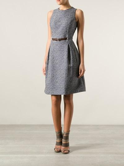 Michael Kors Belted Dress - Twentyone St. Johns Wood - Farfetch.com