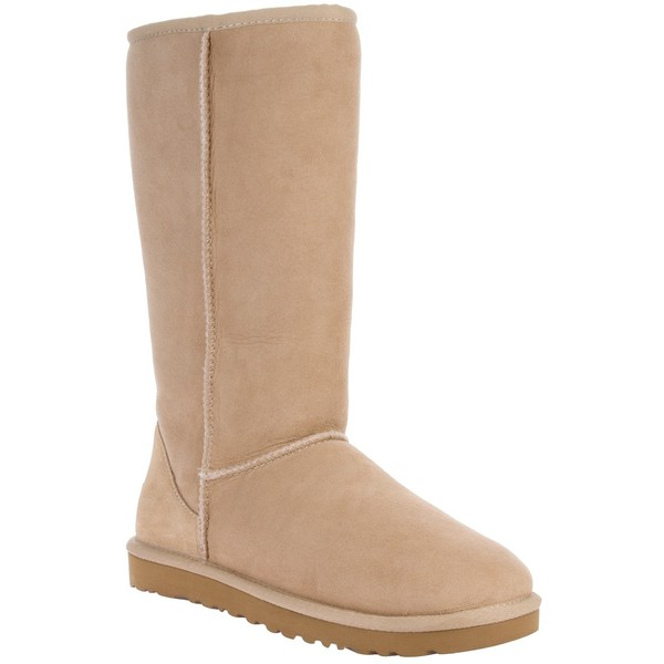 UGG AUSTRALIA Shearling boot - Polyvore