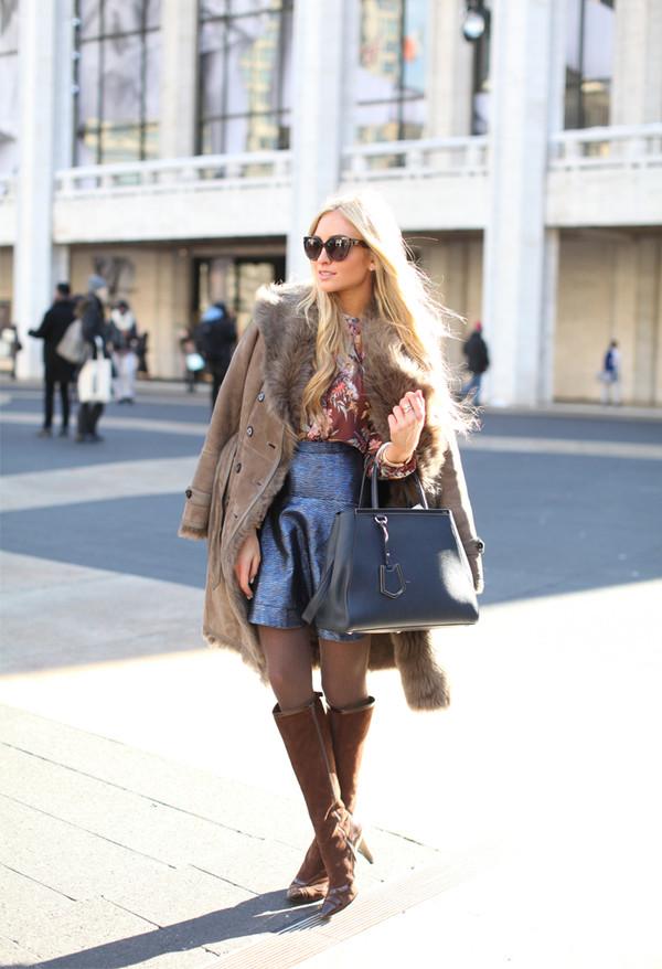 angel food blouse skirt shoes coat bag sunglasses
