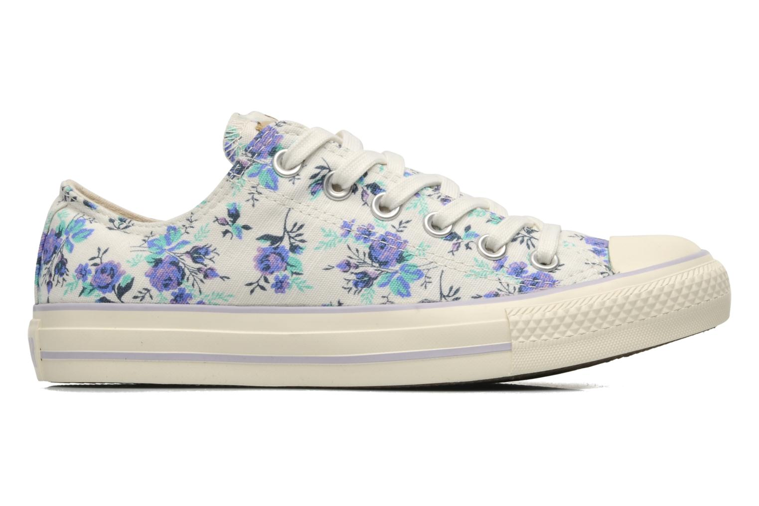 Chuck Taylor All Star Floral Print Ox W by Converse (Multicolor)   Sarenza UK   Your Trainers Chuck Taylor All Star Floral Print Ox W Converse delivered for Free