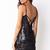 Sequined Fringe Dress | FOREVER21 - 2000066613