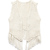 Free Spirit Fringed Vest (Kids) | FOREVER21 girls - 2000072081