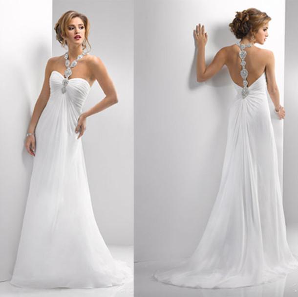 cheap pregnant wedding dresses | Wedding