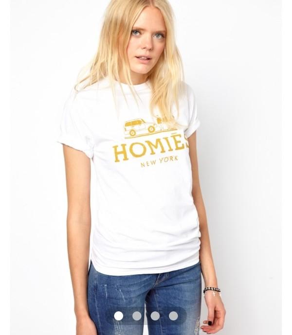 t-shirt reason homies t-shirt