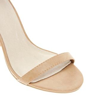 ASOS | ASOS HOMETOWN Heeled Sandals at ASOS