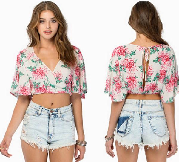 top clothes topcrop top