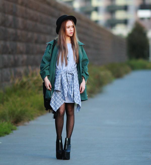 chloe ting dress coat shirt bag hat shoes jewels