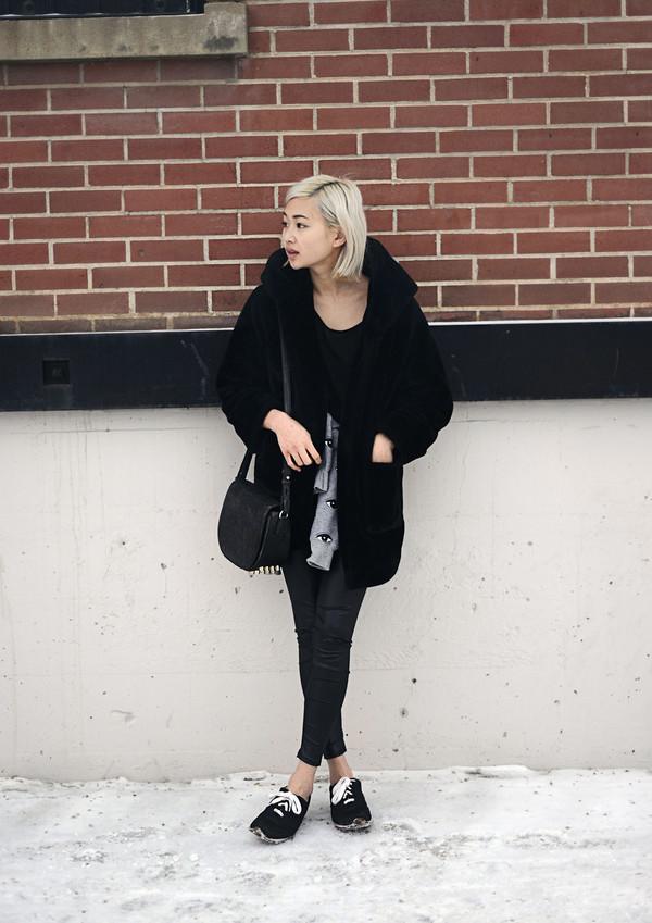 ordinary people jacket shirt shoes pants bag