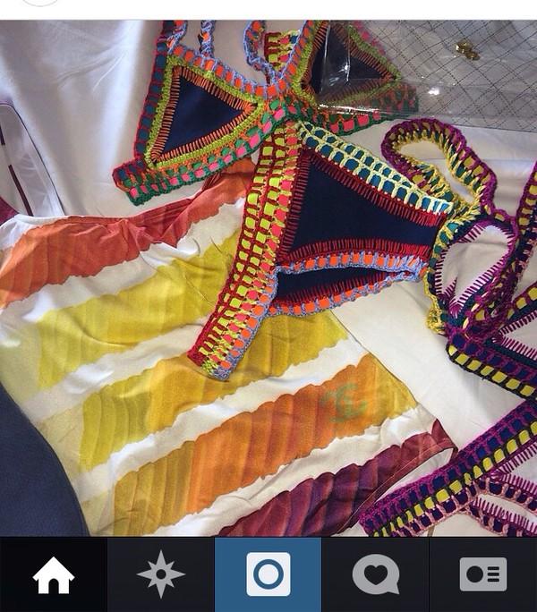 swimwear color/pattern bikini summer beach special