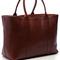 Grained leather tote by lotuff - moda operandi