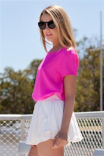Shop Fashion Avenue - Acapella Skort