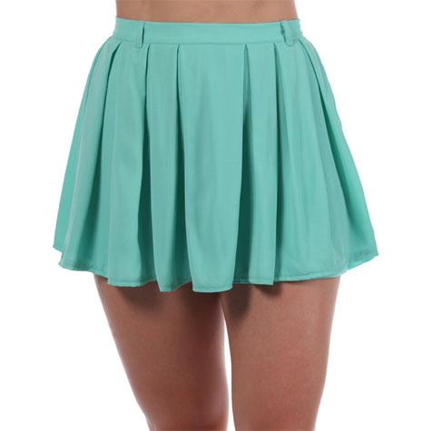 Mooloola Pleated Polly Skirt   $39.99   City Beach Australia