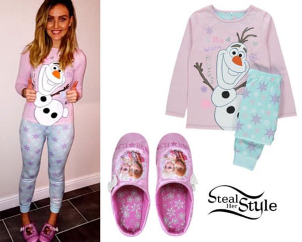 pajamas frozen