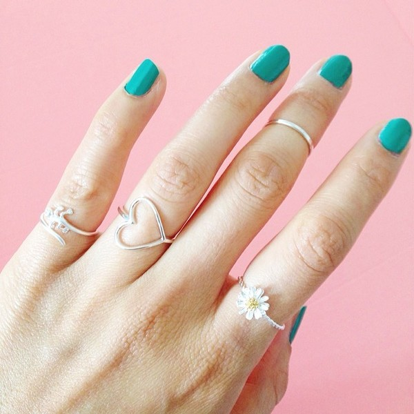 jewels ring ring jewelry heart