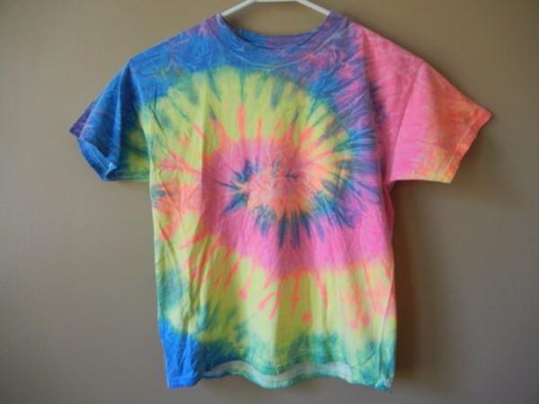 tie dye cute t-shirt tumblr shirt