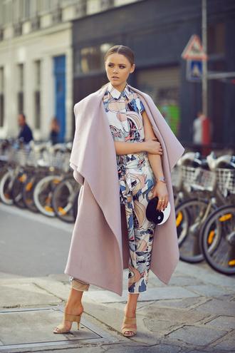 kayture blogger jumpsuit bag sunglasses jewels