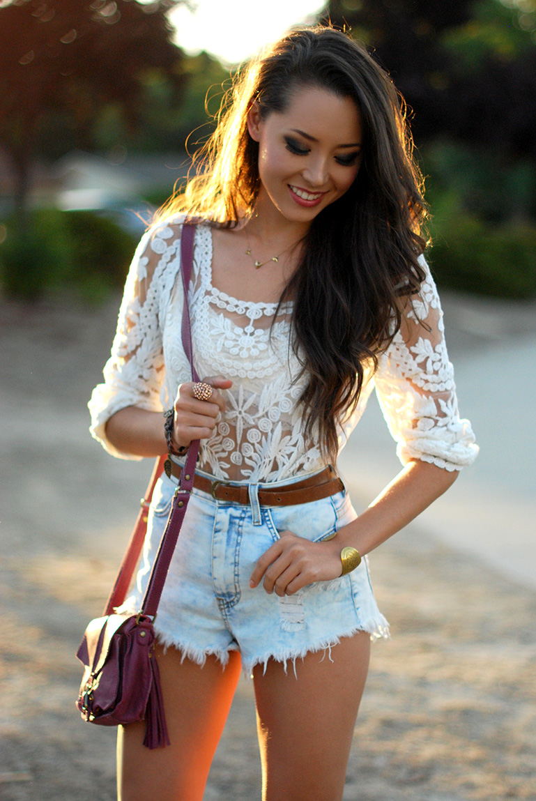 Hapa Time - a California fashion blog by Jessica - new fashion style - 2013 fashion trends: We're Driving Cadillacs in our Dreams