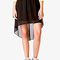 Georgette high-low skirt   forever21 - 2039435978