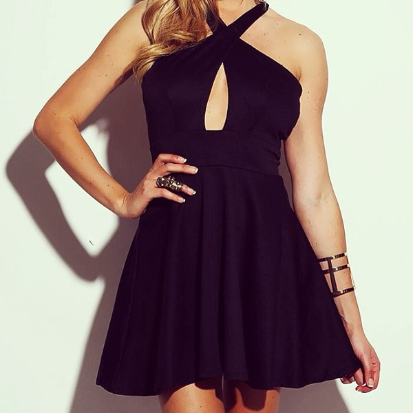 dress bad news black little black dress makeup table vanity row dress to kill fashion little black dress