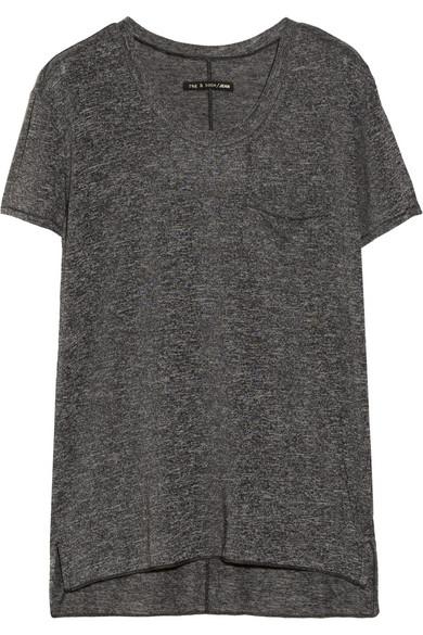 Rag & bone The Pocket Tee jersey T-shirt NET-A-PORTER.COM
