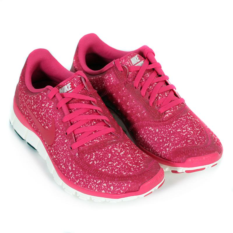 ... sparkle  100% authentic 2eb00 05eb9 pink nike free run trainers ... d66f56b94