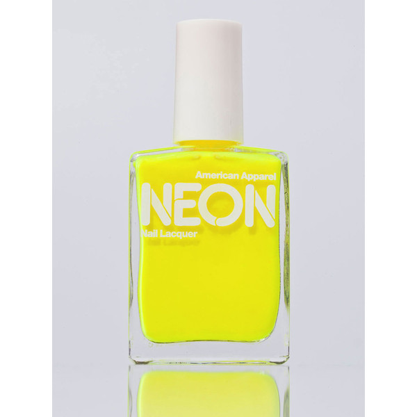 Neon Nail Polish - Polyvore