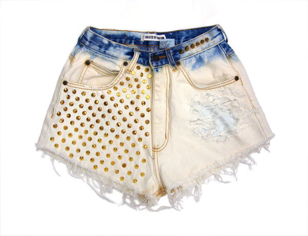 Stunna Cutoff Shorts   Created by Fortune